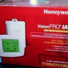 Honeywell VisionPRO IAQ YTH9421C1002  Thermostat Version  #  3