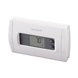 Honeywell RTH110B Horizontal Digital Manual Thermostat
