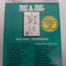 Totaline P374-2200FM Flatstat Thermostat 2H 2C CARRIER Flatstat Thermostat 2H 2
