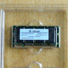 Infineon 256MB PC2700S-2533-0-A1 333MHz DDR RAM SODIMM CL2.5 HYS64D32020GDL-6-B