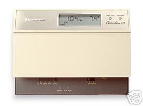 Honeywell T8611 T8611R T8611R1000 Heat Pump Thermostat