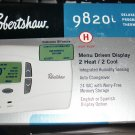 Robertshaw 9820i Digital 7-Day Programmable Thermostat