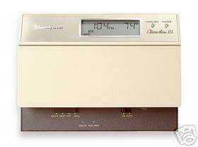 Honeywell T8611 T8611G  T8611G1003 Heat Pump Thermostat