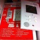 BRYANT TSTATBBPF101 Programmable Flushmount Thermostat