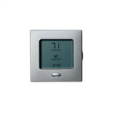 Carrier Edge Pro 33CS2PPRH-02 Commercial Programable2-stage digital Thermostat  w/ Humidity Control