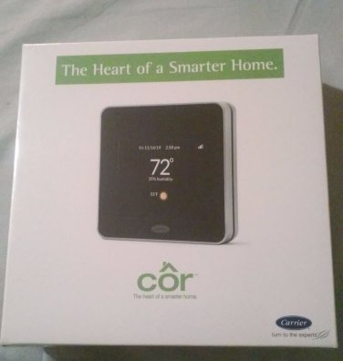 Carrier Cor TP-WEM01   Wi-Fi   Touchscreen Thermostat