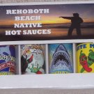 4 Pack Gift Box - Rehoboth Beach Native Hot Sauce