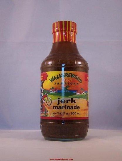 Walkerswood Jamaican Jerk Seasoning Marinade Spicy 17oz