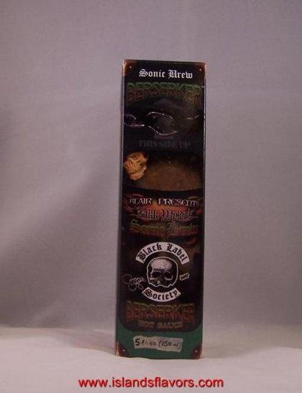 Blair's Zakk Wylde's Black Label SONIC BREW Berserker Hot Sauce