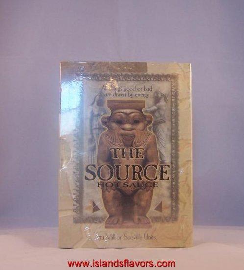 The Source Hot Sauce 1 oz