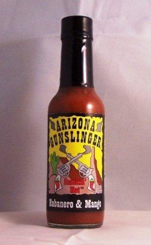 Arizona Gunslinger Habanero Mango Hot Sauce