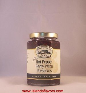 Robert Rothschild Hot Pepper Berry Patch Preserves