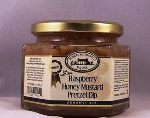 Robert Rothschild Raspberry Honey Mustard Pretzel Dip