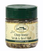 Robert Rothschild Chop House Steak & Beef Rub 5oz
