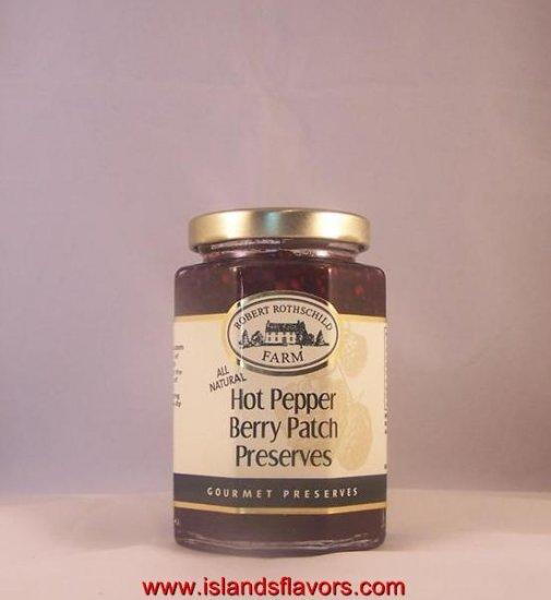 Robert Rothschild Hot Pepper Berry Patch Preserves 11oz