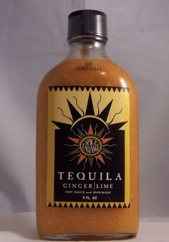 Spice Exchange Tequila Ginger Lime Hot Sauce Marinade