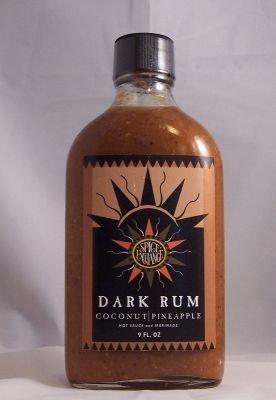 Spice Exchange Rum Coconut Pineapple Hot Sauce Marinade
