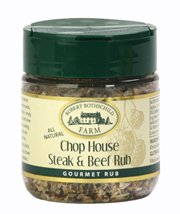 Chop House Steak and Beef Rub Robert Rothschild 5oz
