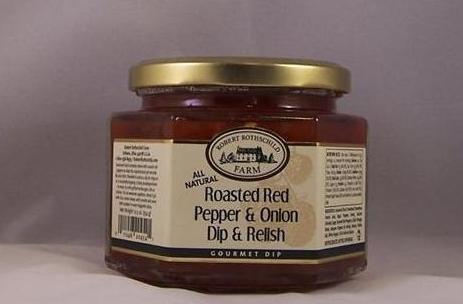 Robert Rothschild Roasted Red Pepper & Onion Dip