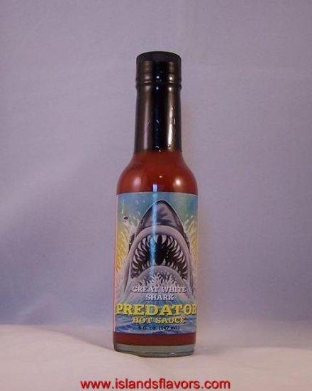 Predator - The Great White Shark Hot Sauce