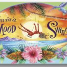 Mood Swing Tropical Beach Towel Palm Trees