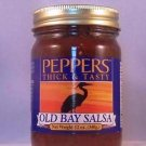 Old Bay Salsa Seafood Flavor 12 oz