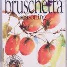 Gourmet Village Bruschetta Seasoning .6oz