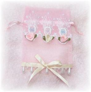 MOM~Angel Scents Rose Lavender Potpourri Sachet GIFT