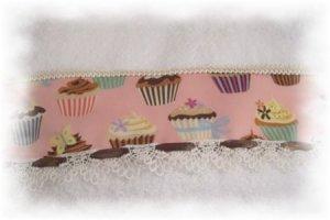 New Cupcakes Decorative Display  HAND TOWEL
