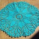 Fern Leaf Hand Crochet Doily - **NEW**