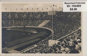 Olympic Games 1936. The Sports Arena.