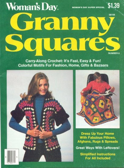 Woman's Day - Granny Squares Number 8