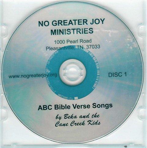 ABC Bible Verse Songs