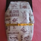 1950 Hawaii coin purse or cigarette purse