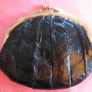 Old Fashion Black 1945 coin purse