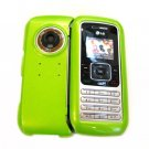 LG VX9900 env Snap-On Hard Cover Case Neon Green