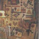 Folk Art Quilt Pattern-Fiber Mosaics-Country At Heart