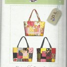 Quilt Pattern-Charm Party Tote