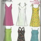 Pattern-New Look-Six Easy Options-Misses Summer Dress in Sizes 6-16