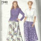 Pattern-It's So Easy-Misses Jacket & Skirt-Sz 8-20