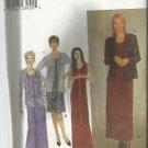 Plus Size Pattern-Misses Dress & Jacket in Sizes 16-18-20-22