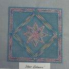 Needlecraft Pattern-Sue Reed Designs-Star Colours