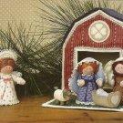 Scrap Savers Christmas Stitchery-Patterns