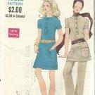 Vintage VOGUE Pattern-Misses One Piece Dress and Pants-Size 16, Bust 38, Hip 40