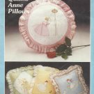 Craft Pattern-Quaint Anne Pillow-Patchwork Pattern & Instruction