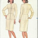 Vintage Pattern-Misses Fitting Shell-Sz 12