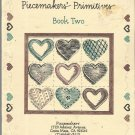 Quilt Instruction Booklet-Piecemaker's Primitives Book Two