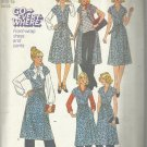 Vintage Pattern-Go EveryWhere Misses Front Wrap Dress & Pants-Sz 16