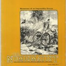 Vintage The Numismatist Magazine-April 1984-Ups & Downs of Civil War Currency