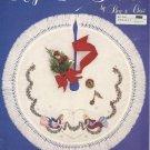 Cross Stitch Pattern-Angel Tree Skirt-by Bea & Chris-Studio Seven